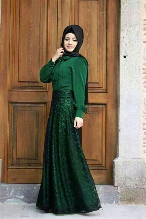 F Maxi Dress Wanita Clasic White ازياء محجبات تركيات fashion
