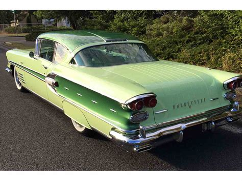 1958 Pontiac For Sale by 1958 Pontiac Bonneville For Sale Classiccars Cc