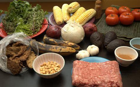 ingredient cuisine food ingredients we like to try hotel cielo