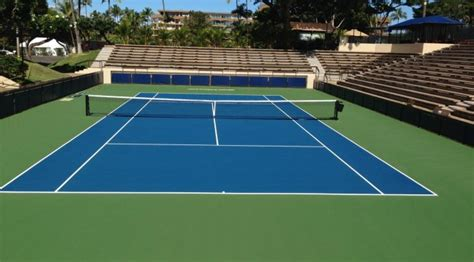 Miami Florida Court Search Tennis Court Resurfacing And Repair In Fort Lauderdale And Miami Fl