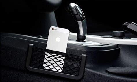 Lipin R Kantung Pillar Mobil Bh 933 Berkualitas kantong jaring jaring aksesoris mobil 14 5cm x 8cm black
