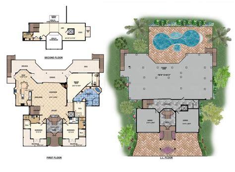 dream house plan the ocean dream house plan naples florida house plans