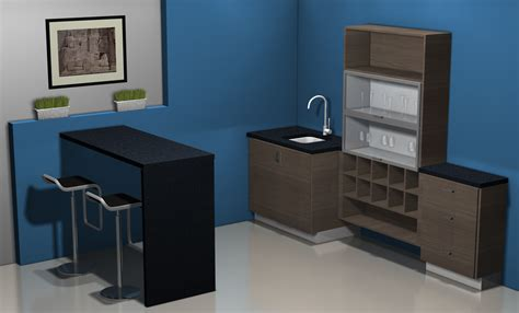 ikea bar kitchen design ideas a bar area with ikea cabinets