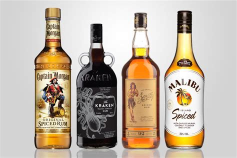 best rum the best new spiced rums
