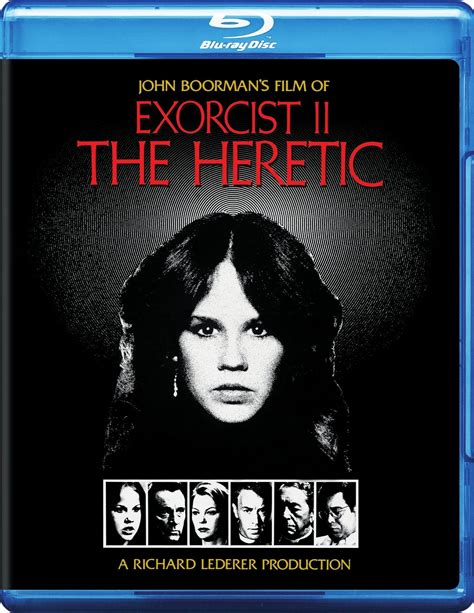 download film the exorcist blu ray exorcist ii the heretic dvd release date