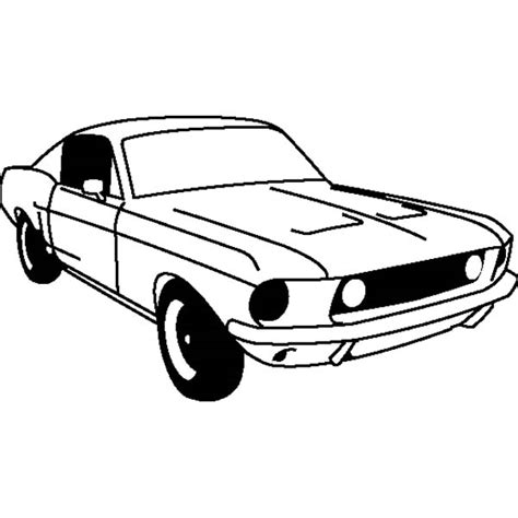 1969 boss mustang car coloring pages best place to color drawing mustang car coloring pages best place to color