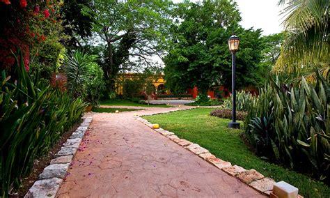 imagenes de jardines en haciendas una de las haciendas en m 233 rida para bodas o eventos