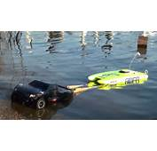 Rc Traxxas Launch Speed Boat Icons 2014  YouTube