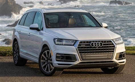 audi jeep 2017 2017 audi q7 3 0t instrumented test review car and driver