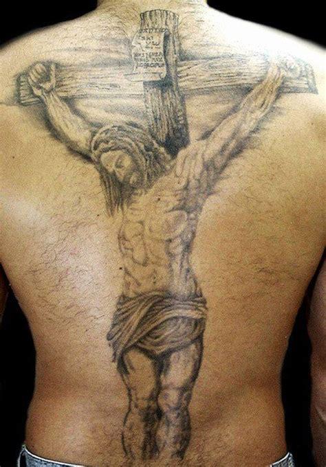 80 tatouages de j 233 sus christ pour les personnes religieuses