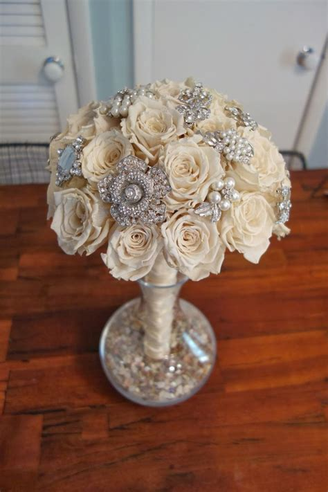 Handmade Brooch Bouquet - 25 preserve bouquet ideas on preserve