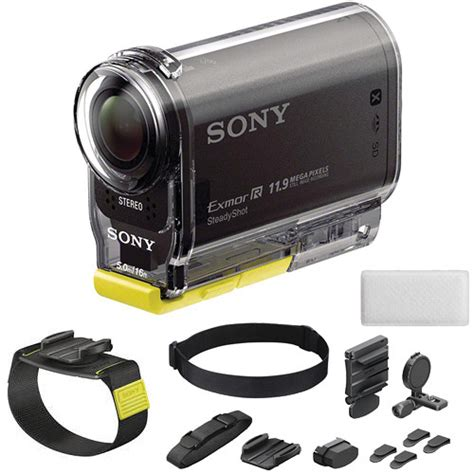 Sony As30v Sony Hdr As30v With Mounting Hardware Bundle B H