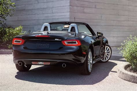 fiat spider fiat 124 spider finally breaks cover
