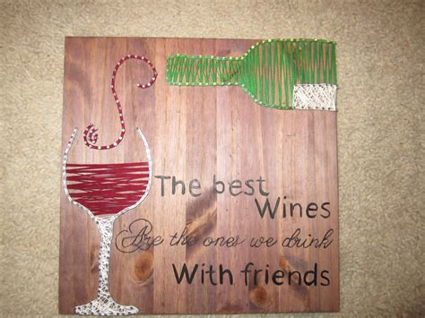 Country Rustic Home Decor String Art Finding Great Pieces And Transforming Them