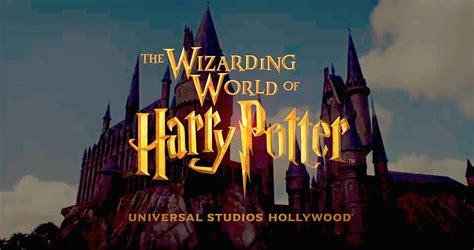 the wizarding world of harry potter universal studios april 2016