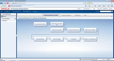 jd edwards workflow jd edwards enterpriseone reviews technologyadvice
