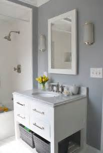 white and gray bathrooms gray white bathroom for the home pinterest