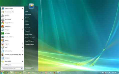 themes vista windows vista theme for 7 by blubbermarble on deviantart