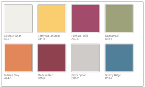 current color trends current interior paint color trends