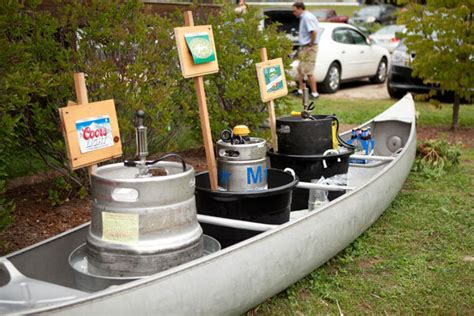 backyard kegger 25 creative ideas for your wedding bar bridalguide
