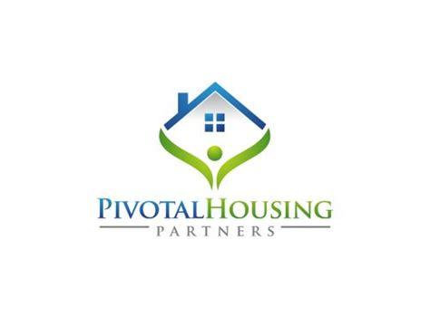 housing logo design pivotal housing logos housing pinterest logos logo design contest and logo design