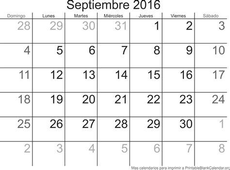 Calendario Imprimir Calendarios Para Imprimir Printableblankcalendar Org Es