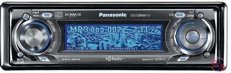 Polk Isonic Hdxm Radio Dvd Player by Panasonic Cq Cb8901u Wma Mp3 Cd Hd Radio Receiver With