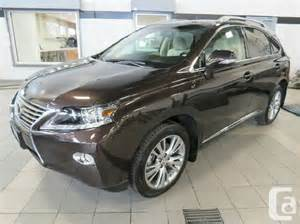 2013 lexus rx 350 for sale by owner 2013 lexus rx 350 base for sale in kelowna british