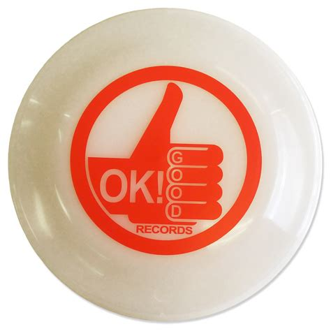 Oklahoma Records Free Get A Free Ok Records Frisbee This Weekend Ok Records