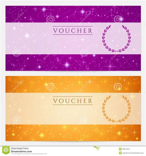 gift card voucher template best photos of gift certificate voucher template