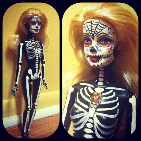 mexican rag doll tattoo barbies by susie humphrey cool doll stuff