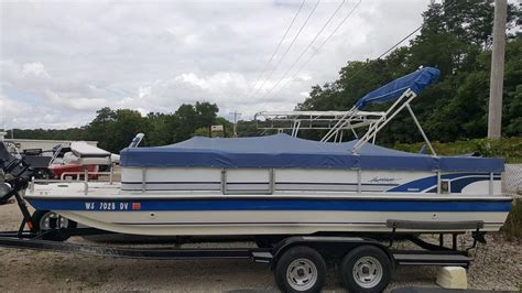used hurricane deck boats for sale used hurricane deck boat boats for sale page 3 of 12