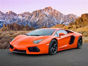 Lamborghini Aventador Orange Lamborghini Aventador Lp700 4 Orange Hd Wallpaper Www