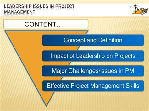 Mba Leadership And Management Meaning by Leadership Challenges In Project Management