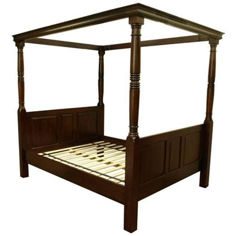 king size jacobean four poster bed jacobean four poster bed akd furniture