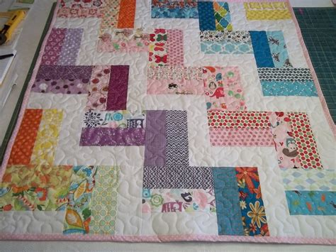 Patchwork Patterns For Free - zig zag quilt pattern tutorial baby quilt pattern pdf