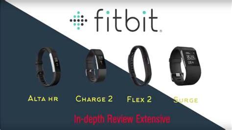 fitbit  depth review extensive alta hr  charge   flex   blaze  surge comparison