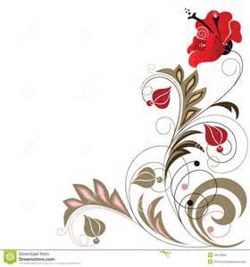 201 l 233 ment d 233 coratif abstrait de fleur images libres de