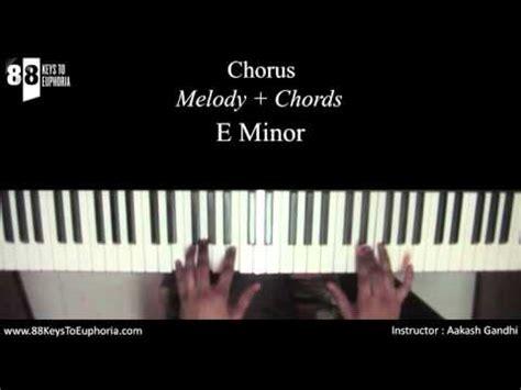 keyboard tutorial of tum hi ho tum hi ho piano tutorial beginner youtube