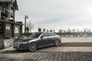 Audi Of Manhattan 2017 Manhattan Grey Metallic Audi A4 2017 Audi A4