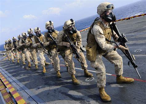 2 In 1 St Navy file us navy 110401 n 3154p 153 marines with 1st battalion 2nd marine regiment 26th marine