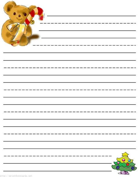 printable christmas note paper free 7 best images of printable paper christmas theme