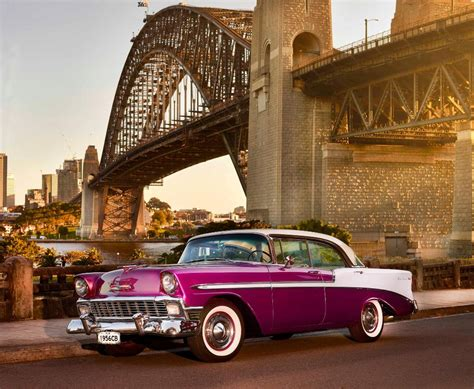 classic chevrolet finds new home in australia the news wheel