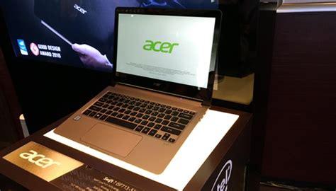 Notebook Acer Predator Di Indonesia acer luncurkan laptop gaming predator helios 300 ini harganya