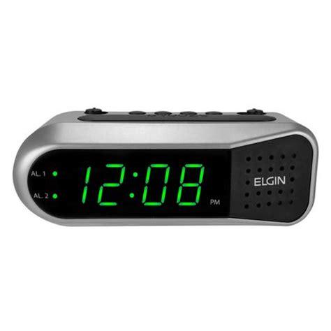 elgin digital alarm with ascending alarm volume walmart canada