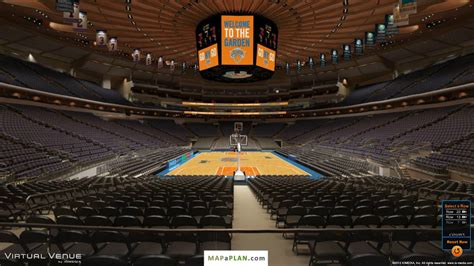 madison square garden section 415 madison square garden detailed seating chart msg seating