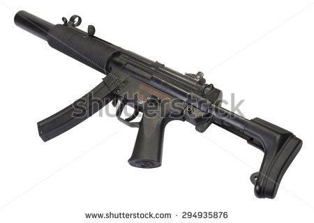 Target Metal Siluete By Malik Ags gun icon symbol vector illustration stock vector 296473256