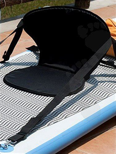 sup kayak seat lucky bums kayak seat for stand up paddle board
