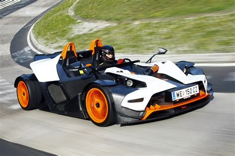 Ktm Autos by Ktm Announces 2011 X Bow R Model With 300hp Carscoops