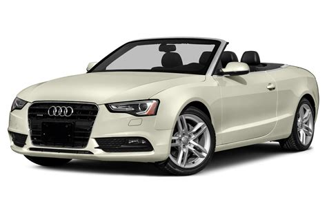 audi convertible 2016 2016 audi a5 price photos reviews features